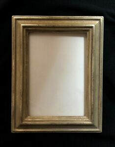"""5"""" x 7"""" - Photo Frame / Picture Frame  Finished in Genuine 12K  white Gold"""