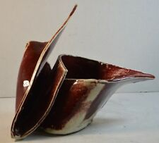Modernist Abstract Art Pottery Sculpture