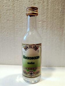 Miniatur - Moskovskaya Wodka - Rußland