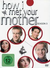 HOW I MET YOUR MOTHER - STAFFEL 3 / 3 DVD-SET