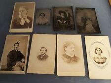 Antique Tintype Photos and Prints