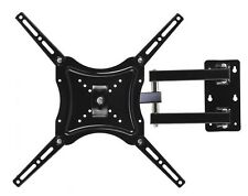 HDL-117B-2 TILT AND SWIVEL TV WALL MOUNT BRACKET FOR FLAT AND CURVED TV'S