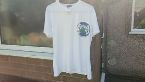 MENS D&G DOLCE AND GABBANA WHITE T SHIRT SIZE LARGE L