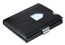 RFID Exentri Wallet - Black