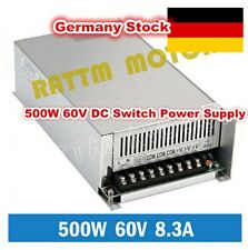 【DE+EU】60V 500W 8.3A DC Switch Power Supply Transformer For LED Driver Led Strip