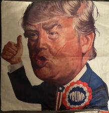donald trump pillow cover. NEW