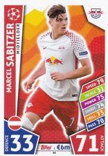 Marcel Sabitzer  2017-18 Topps Champions League Match Attax,Sammelkarte,#85
