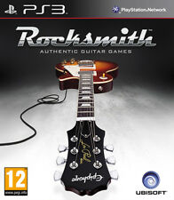 Rocksmith PS3 Game *in Excellent Condition*