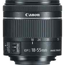 Canon  EF-S 18-55mm f/4-5.6 IS STM Series II