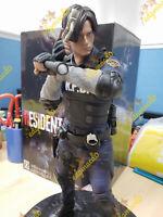 "NEW!!! Resident Evil 2 Leon Scott Kennedy 1/6 Scale PVC 12"" Figure Statue NoBox"