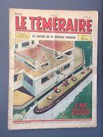 Le Téméraire n°19 du 15 octobre 1943
