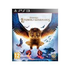 10 Juegos precintados PS3 Stranglehold Avatar Hunted Ga'Hoole Sorcery PES etc.