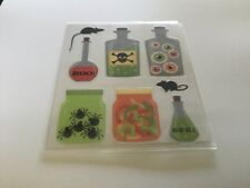 Halloween Potions Stickers/ Cute Cute