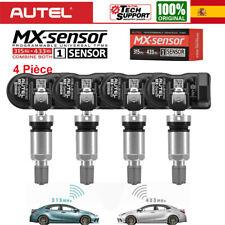 AUTEL MX-Sensor 315/433 MHz 4PCs Herramientas de Diagnóstico de Automóviles OE