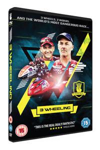 3 Wheeling DVD (2017) Sidecar Racing Motorsport Documentary Isle Of Man TT