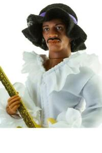 """Jimi Hendrix Miami Pop Mego Action Figure 8"""" Numbered Limited Edition Collectabl"""