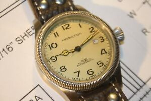 Hamilton Khaki Field Pioneer H605150 Automatic wrist watch