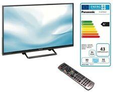 "Panasonic Fernseher TX-32FSF607 32"" Smart LED TV Full HD 80cm USB-Recording WOW"