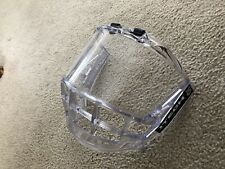 Used Itech Concept 2 Dlx Hockey Face Shield Visor for Adult Hockey Helmet