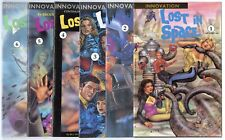 Lost in Space #1 - 18 Complete Run Annual 1, 2 avg. Nm 9.4 Innovation 1991