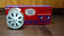 1 Mechanical Fishing Snare Reel Yo Yo Hunting survival fishing stainless