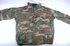 US ARMY Large Chemical Protection Class 1 Camo Field Jacket #H747