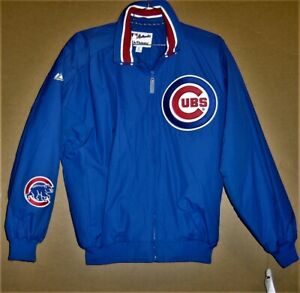 CHICAGO CUBS ON-FIELD JACKET AND CAPS PACKAGE --- (Inventory number 08-0082)