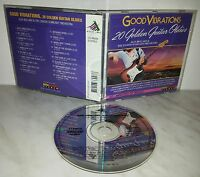 CD GOOD VIBRATIONS 20 GOLDEN GUITAR OLDIES