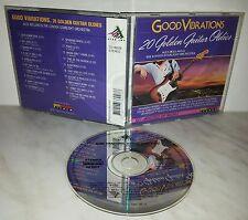 CD GOOD VIBRATIONS 20 GOLDEN GUITAR OLDIES