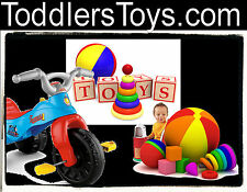 Toddlers Toys .com Plastic Blocks Bike Games  Strollers Toys Toddlers Baby Bikes