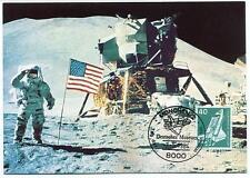 1984 Space Shuttle Moon Landing Munchen Museum Deutsche Bundespost Satellite