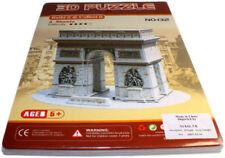 PUZZLE ARCO DI TRIONFO 3d GIOCHI DA TAVOLO BOARDGAME