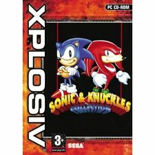 SONIC & KNUCKLES Collection - 3 Games - PC Brand New
