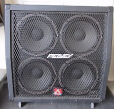 "Peavey 412-MS 4-12"" Speaker Cab Bass/Guitar Amp Enclosure Cabinet"