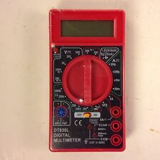 Homeschool Digital Multimeter Home Science Tools EL-DIGMULT