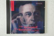 Trio Fontenay Rachmaninoff Klaviertrio op 9 Mendelssohn Klaviertrio op 49(Box22)