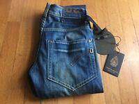 Jeans DONDUP SALE -50% tg.30 -NEW- pantaloni 100% ORIGINALI