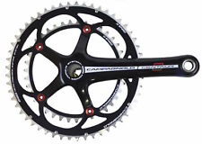 Campagnolo Centaur Black & Red Alloy 10 Speed Compact 34/50 Crankset 170mm