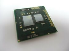 Intel Core i5-520M 2.4GHz Mobile Dual Core Processor Caches Socket G1 CPU SLBNB