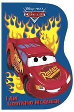 I Am Lightning McQueen (Disney/Pixar Cars) (Shaped