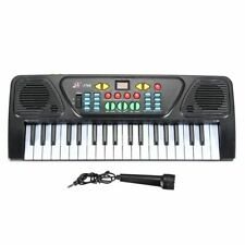 Electronic Keyboard Beginners 37 Key Piano Musical Instrument Microphone For Kid