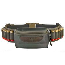 20 Shotgun Shell Bandolier 12-16 Gauge Ammo Holder with one pouch