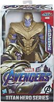 Avengers Marvel Endgame Titan hero series powerFX Thanos 30 Cm Figure Gift Xmas