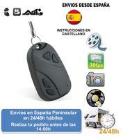 Llavero coche con videocamara camara oculta grabacion espia (Envio express)