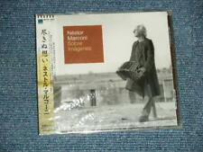 NESTOR MARCONI Japan 2001 PROMO Factory Sealed CD+Obi SOBRE IMAGENES