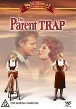 The Parent Trap Original Hayley Mills Disney New DVD R4