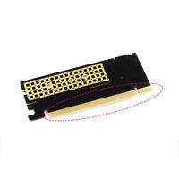 M.2 NVMe SSD NGFF zu PCIE 3.0 X16 X4 Adapter M Schlüsselschnittstellenkarte WS6