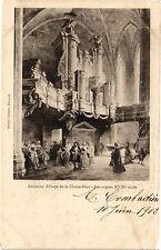 CPA  Ancienne Abbaye de la Chaise-Dieu-Les orgues XVIII siécle (203043)