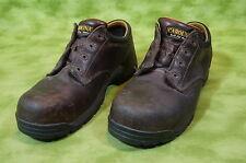 Carolina work Boots Men's 12 2E Hard No Metallic Toe Oil  Slip Resisting CA1520