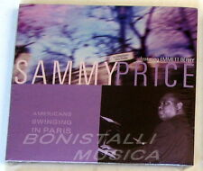 SAMMY PRICE - Ft. EMMETT BERRY - AMERICANS SWINGING IN PARIS - CD Sigillato